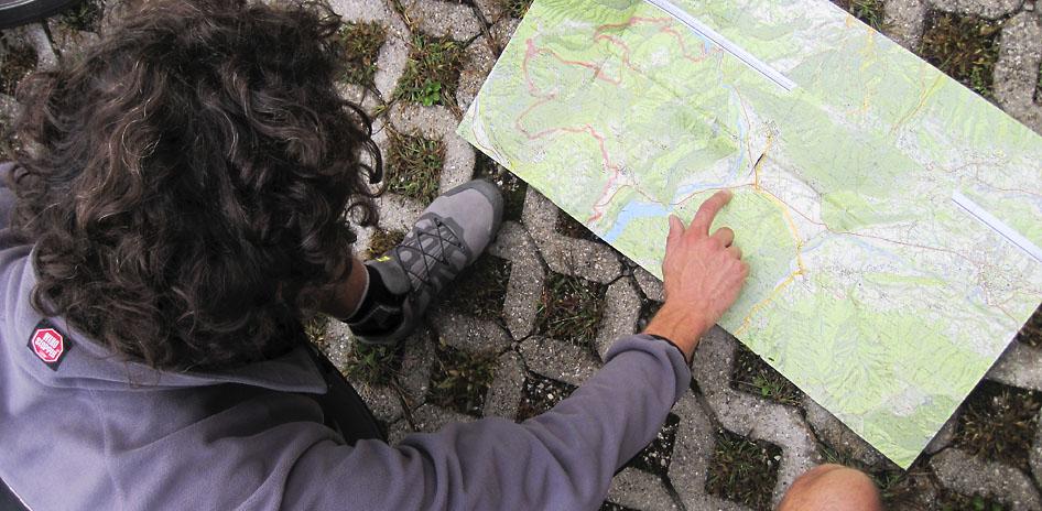 Via Migra Alpencross Selfguided