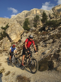 Alpencross Via Migra Alta Badia Transalp