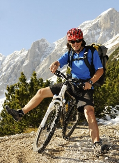 Alpencross Via Migra Karwendel Transalp